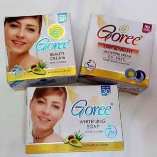 Authentic Goree beauty Cream And Soap