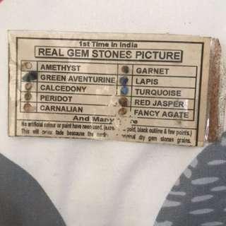 India Gem Stones