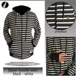 Jipper hoodie