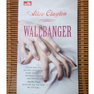 novel wallbanger