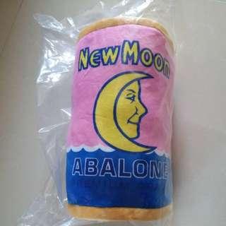 New Moon Abalone Cushion