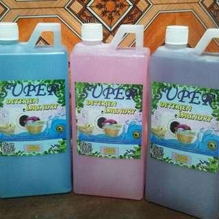 Deterjen Laundry/sabun cuci matic