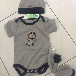 Baju set new born