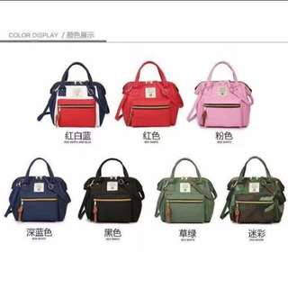 Fashion Anelo - 3 way Bag
