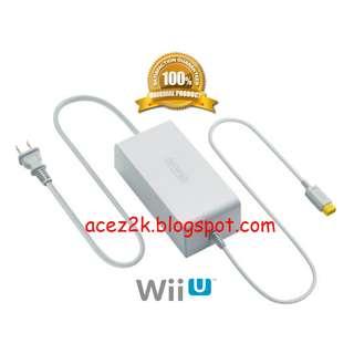 [BN] Wii U Official Nintendo Original AC Power Adapter - WUP-002 (Brand New)