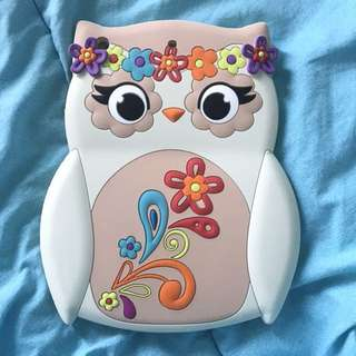 Claire's Festival Owl Tablet Case for iPad Mini