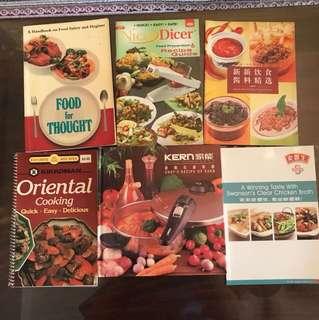 Random cookbooks