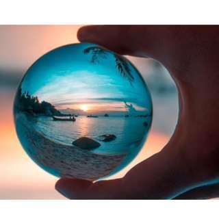 Lensball Pocket