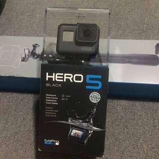 Go Pro Hero 5 (Black Edition)