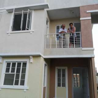 House for Rent Lancaster New City - Cavite