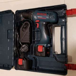 Bosch Cordless Electric Drill