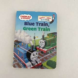 PL Thomas storybook