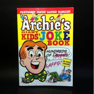 Archie Joke Book