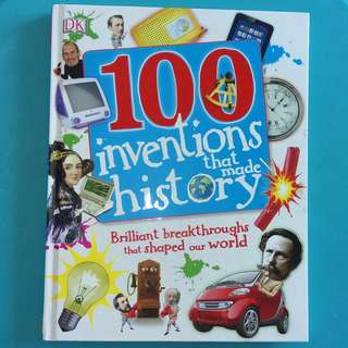 100 Inventions That Made History (全新)