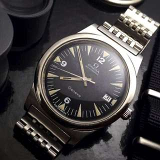 SOLD-   36mm Omega Seamaster Automatic
