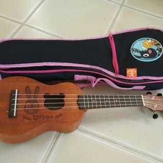 Genuine U900 anuenue ukulele duo bear