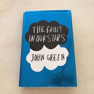 (Hardcover) The Fault in Our Stars - John Green