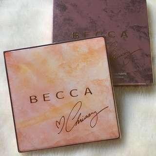 Becca x Chrissy Teigen Face Glow Pallete