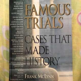 Famous trials.
