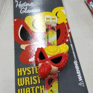 Hysteric Mini 電子錶