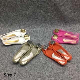 Salfatore Ferragamo Jelly flat Shoes