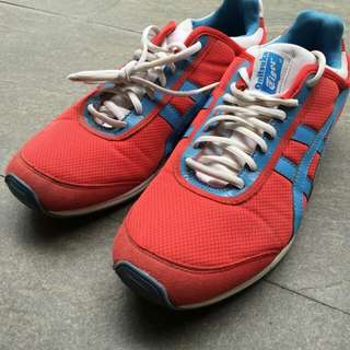 Onitsuka Tiger Runners University Red