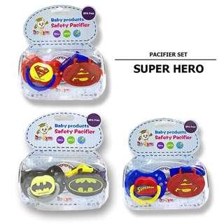 Superhero Pacifier