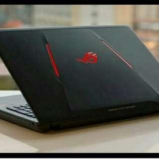 ROG laptop