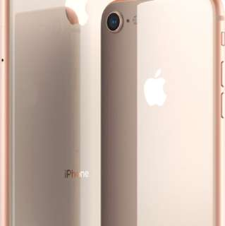 Iphone 8+ Gold 64gb - Brand New Sealed