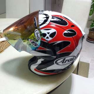 Authentic Arai Helmet Nakasuga