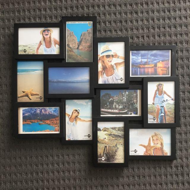 12 Photo Hanging Frame