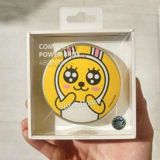 🇰🇷Kakao Friends Muzi Fact 4800 Portable Charger 充電器