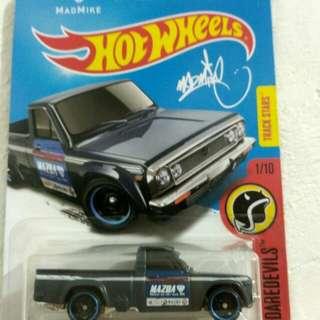 Hot Wheels Hotwheels Mazda Repu