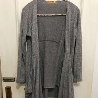 Grey Long Outer