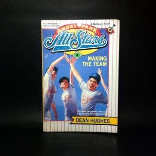 Angel Park: All Stars by Dean Hughes