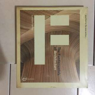 Fundamentals of Architecture by Lorraine Farrelly