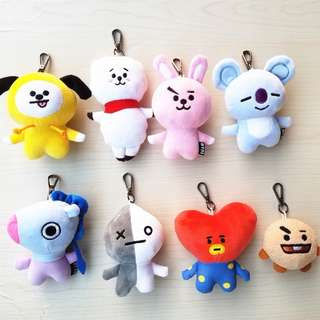 [PO] BT21 Bag Doll Unofficial