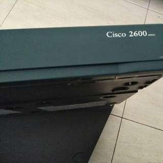 Cisco 2600 router