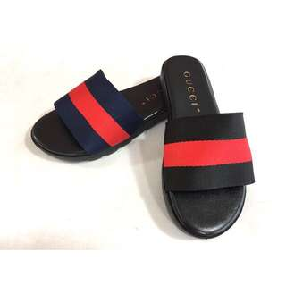 Gucci Slippers available  Now