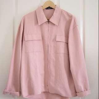 Basic Pink Jacket