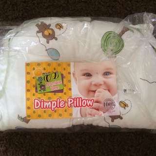 Dimple pillow