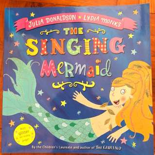 The singing mermaid (JULIA Donaldson)