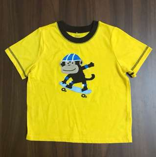 Monkey Skating Shirt