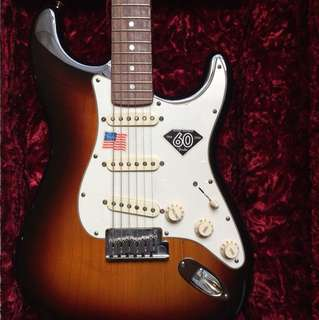 Fender Stratocaster 60th Diamond Anniversary USA