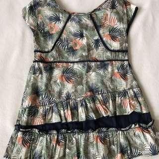 Dress size 24Mos