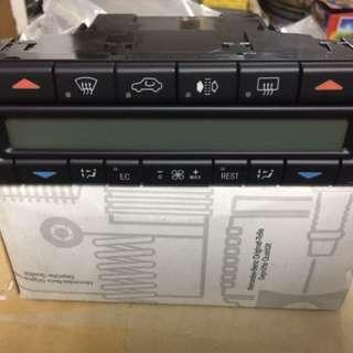 🚚 冷氣控制面板 全新品W210 S210 W208 W202 W140 W463CKL