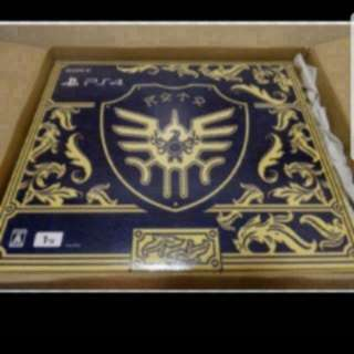 PS4 Slim 1TB Dragon Quest XIV Limited Edition