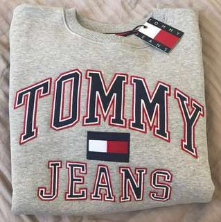 Tommy Oversized Jumper