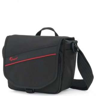 LOWEPRO EVENT MESSENGER 100 SHOULDER BAG - BLACK