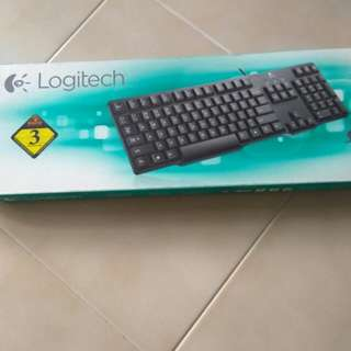 Logitech Keyboard - Reliable keyboard